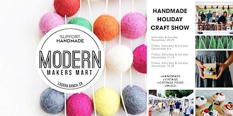 Modern Makers Mart tickets