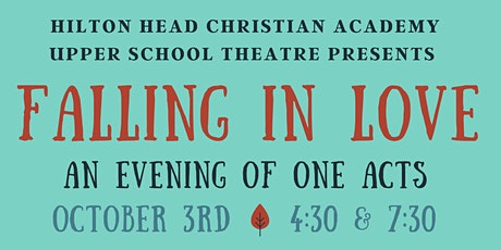 Falling In  Love: An Evening of One Acts tickets