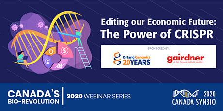 Editing our Economic Future: The Power of CRISPR tickets