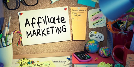 Affiliate Marketing Basics for Content Creators tickets