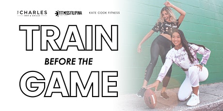 TRAIN before the GAME tickets