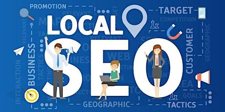 How to Rank #1 on Google Maps & Yelp - Local SEO [Free Webinar] Los Angeles tickets