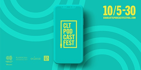 Charlotte Podcast Festival - Support Comes from Listeners... Like You! tickets