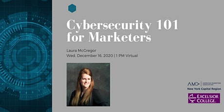 Cybersecurity 101 for Marketers tickets