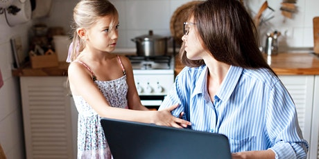 Webinar - Supporting your 1st-5th Grader with Distance Learning tickets