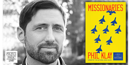 P&P Live! Phil Kay| MISSIONARIES with Kirstin Valdez Quade tickets