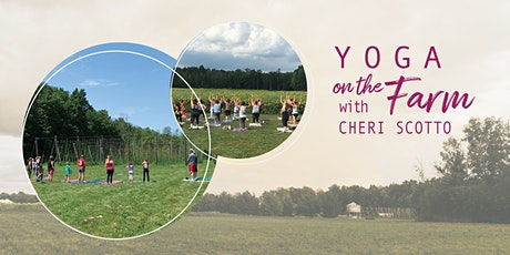 Yoga on the Farm with Cheri Scotto tickets
