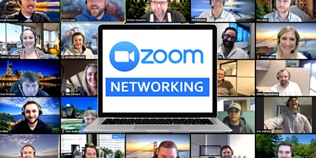 Free ZOOM Networking tickets