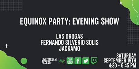 Equinox Party (Evening Show) tickets