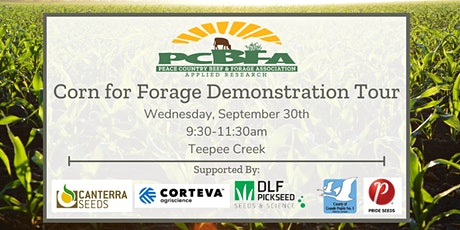 Corn for Forage Demonstration Tour tickets