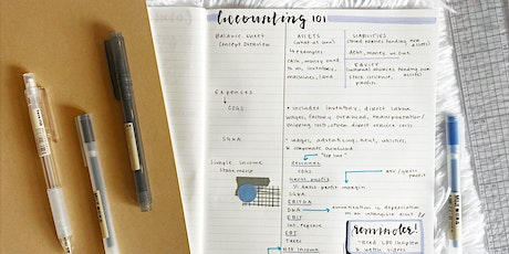 Creative Note-taking with Hannah Cho tickets