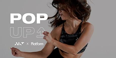 AKT X Platform Outdoor Workout tickets