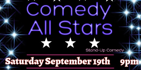Comedy All Stars ( Stand-Up Comedy )MTLCOMEDYCLUB.COM tickets