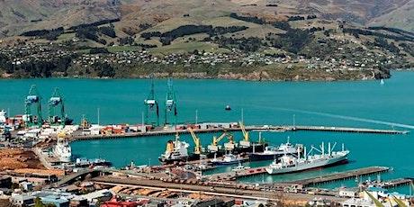 Industry Presentation - Lyttelton Port Company tickets
