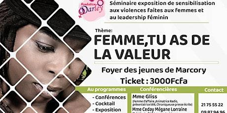 SEMINAIRE DE SENSIBILSATION ET EXPO-VENTE billets