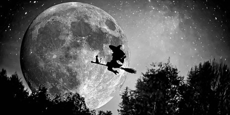A Witchy Scavenger Hunt; grab your hat and broom, it's time to fly witches! tickets