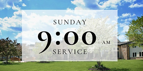 Outdoor Sunday Service | Sep 20 | 9:00AM tickets