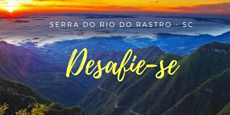 Pedal na SERRA DO RIO DO RASTRO e URUBICI - de 31/out a 02/nov ingressos