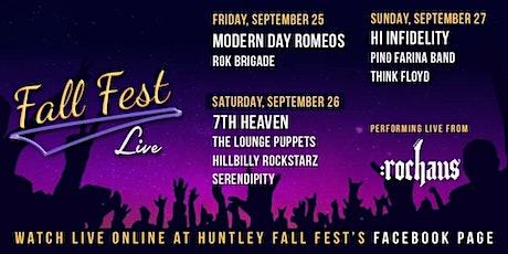 Fall Fest Live - Hillbilly Rockstarz tickets