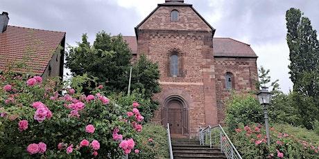 Sa,03.10.20 Wanderdate Singlewandern Kloster Lobenfeld für 40-65J Tickets