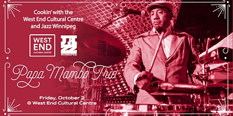 Cookin': Dinner and a Show featuring the Papa Mambo Trio tickets