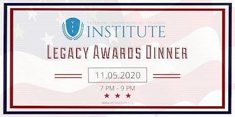 2020 VEL Legacy Awards Dinner tickets