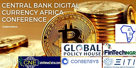 Central Bank Digital Currency Africa Conference tickets