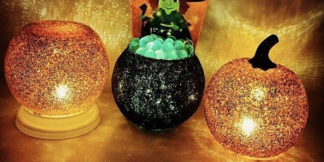 Make&Take: DIY Pumpkin Lampterns at Infamous Eatery tickets