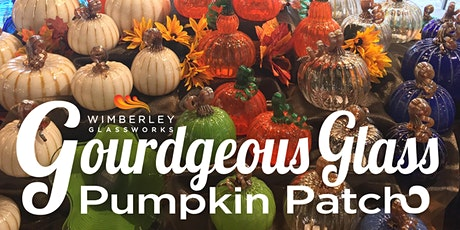 Gourdgeous Glass Pumpkin Patch - Live Glassblowing tickets