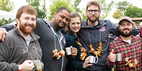 4th Annual Beer in the Woods: Backyard Edition tickets