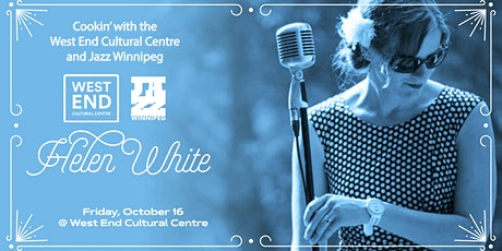 Cookin': Dinner and a Show featuring Helen White tickets
