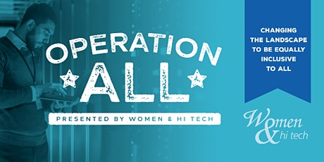 OperationALL:  Advocates for Gender Equity tickets