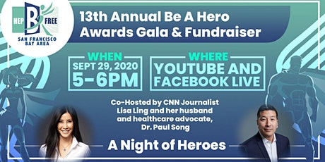 13th Annual 'Be A Hero' Awards Gala & Fundraiser tickets