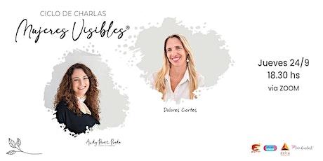 Ciclo de Charlas  Mujeres Visibles® entradas