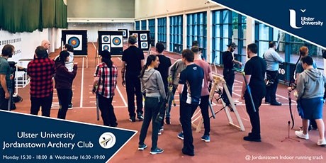 Ulster University  Archery Club - Semester 1 Training tickets