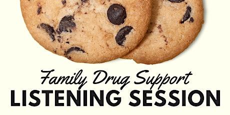 Listening Session - Family Drug Support New Jersey tickets
