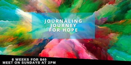 Journaling Journey for Hope (8 weeks) tickets