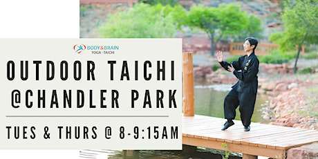 Outdoor Taichi & Qigong Class at the Park tickets