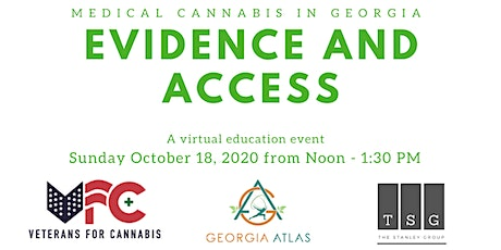 Medical Cannabis in Georgia: Evidence and Access tickets