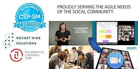 Angela Johnson|Orange County|Online|Scrum Professional ScrumMaster |Nov2020 tickets