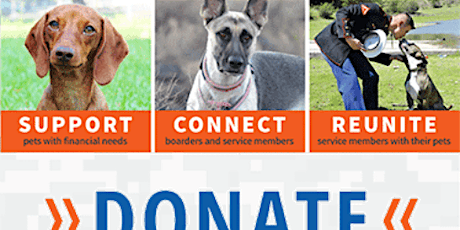 Fundraiser for Dogs on Deployment tickets