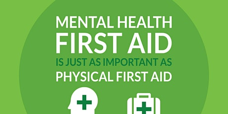 Mental Health First Aid (November 2020) tickets