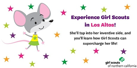 Los Altos, CA | Experience Girl Scouts! Sisterhood Celebration Party tickets