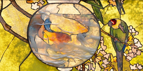 """The Story Behind the MFA-Boston's """"Parakeets"""" Window by Louis C. Tiffany tickets"""