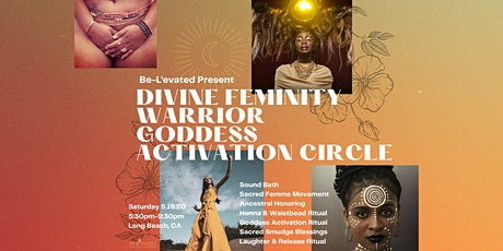Divine Femininity; Warrior Goddess New Moon Gathering tickets