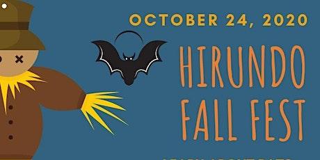 Hirundo's Fall Fest tickets