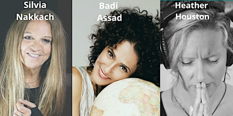 Sisters in Harmony Global with Silvia Nakkach & Badi Assad tickets