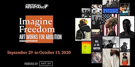 Imagine Freedom: Art Works for Abolition // Closing Live Auction event tickets