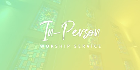 In Person Service: September 20 tickets