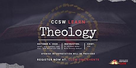CCSW Learn: Theology entradas